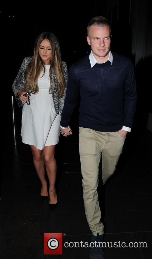 Manchester United, Tom Cleverly and Georgina Dorsett
