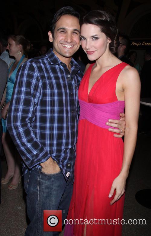 Jeremy Cohen and Kelli Barrett 2