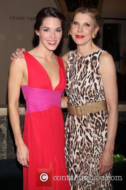 Kelli Barrett and Christine Baranski 3