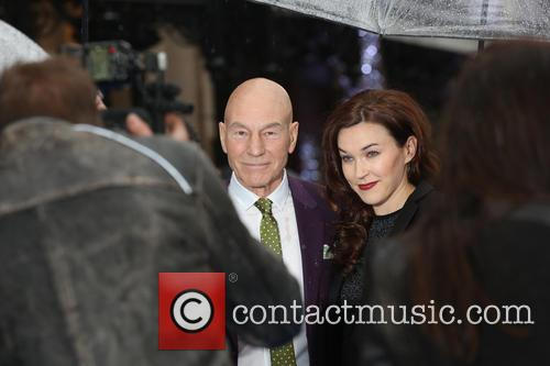 Sir Patrick Stewart and Sunny Ozell 3