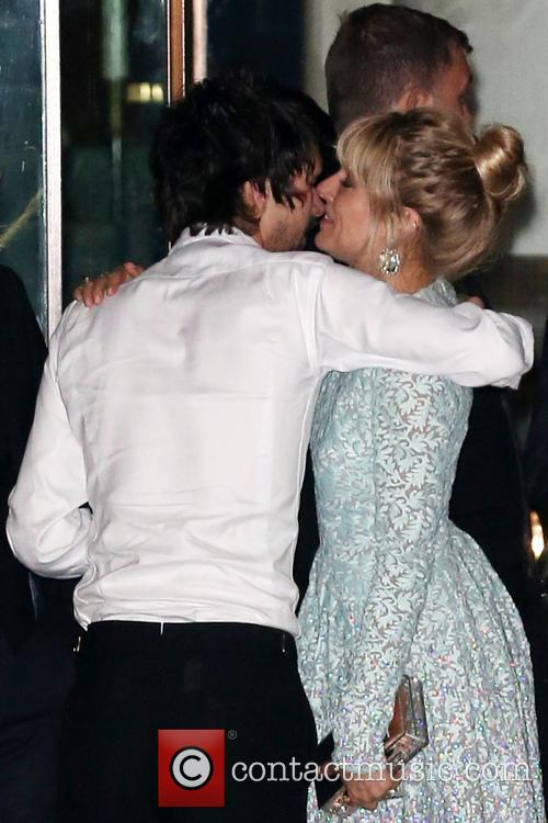 Sienna Miller and Ben Whishaw 5