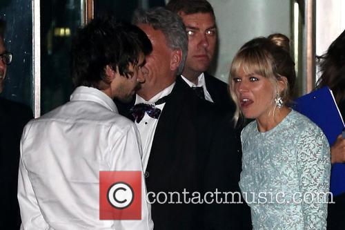 Sienna Miller and Ben Whishaw 7