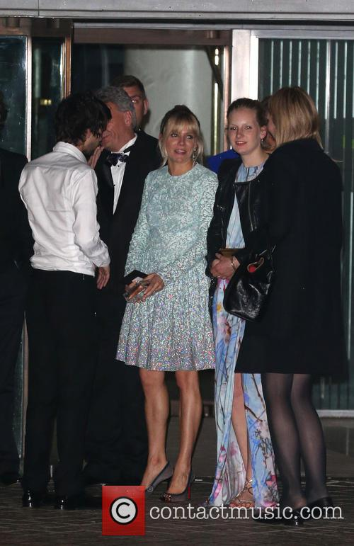 Sienna Miller, Savannah Miller and Ben Whishaw 3