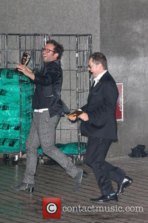 Alan Carr and Paul Drayton 3