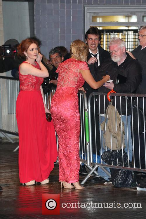 Jennie Mcalpine and Catherine Tyldesley 1