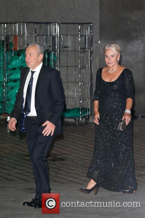 Sir Alan Sugar and Ann Simons 2