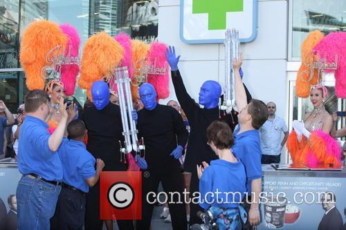 Blue Man Group 1