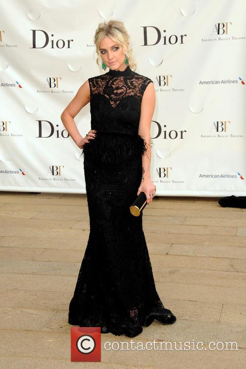 ashlee simpson american ballet theatre opening night 3661377