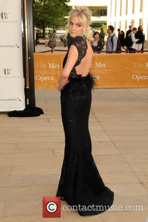 ashlee simpson american ballet theatre opening night 3661392