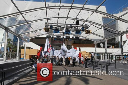 Preparations for The 66th Annual Cannes Film Festival
