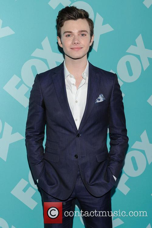 Chris Colfer, Wollman Rink, Central Park