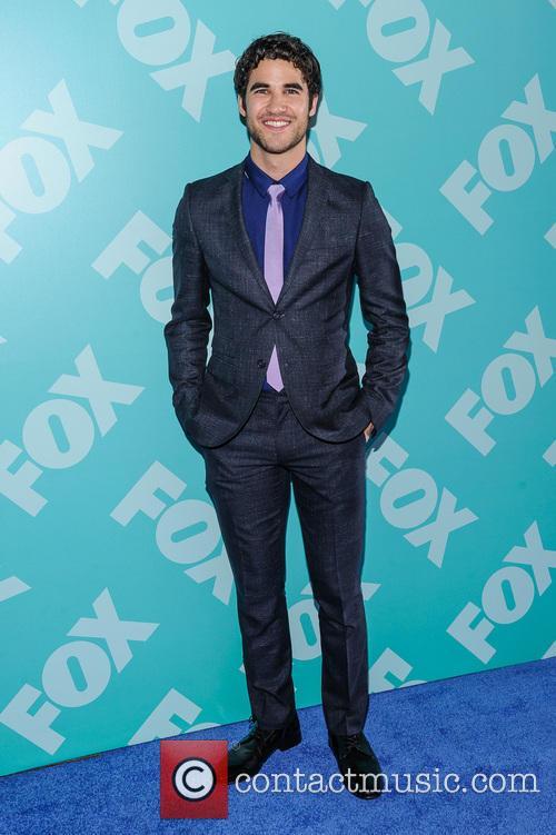 Darren Criss, Fox Upfront Presentation.