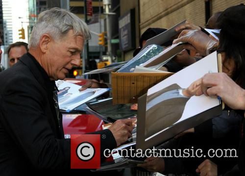 Mark Harmon, Ed Sullivan Theater, The Late Show