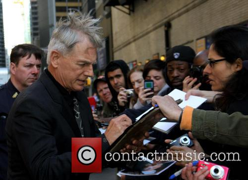 mark harmon letterman celebs 3661582