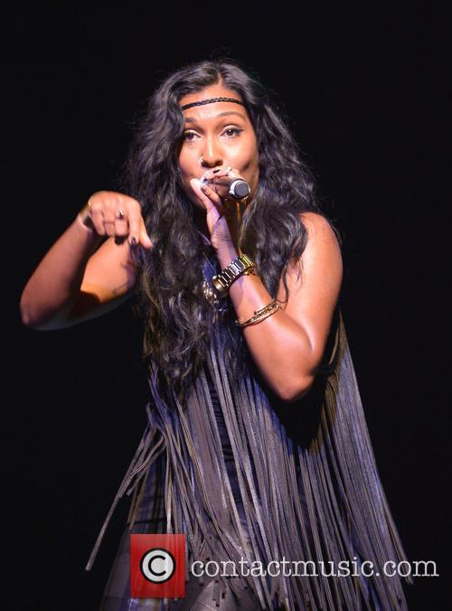 melanie fiona 2nd annual mothers day concert 3660633
