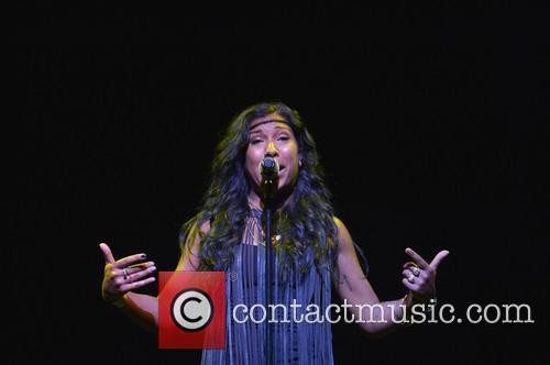 melanie fiona 2nd annual mothers day concert 3660634