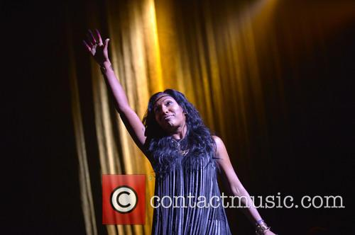 melanie fiona 2nd annual mothers day concert 3660635