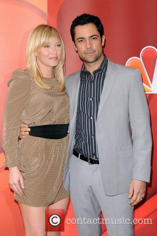 Kelli Giddish and Danny Pino 3