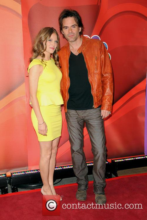 Tracy Spiridakos and Billy Burke 2
