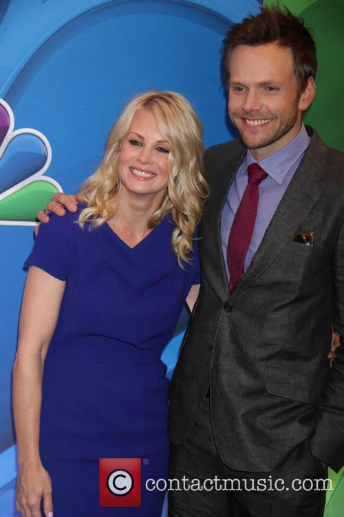 Monica Potter and Joel Mchale 2