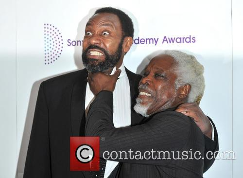 Lenny Henry and Billy Ocean 3