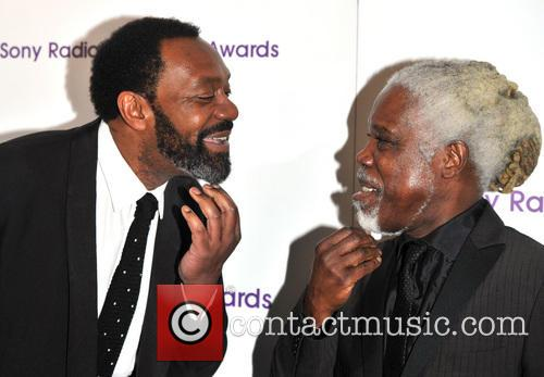 Lenny Henry and Billy Ocean 1
