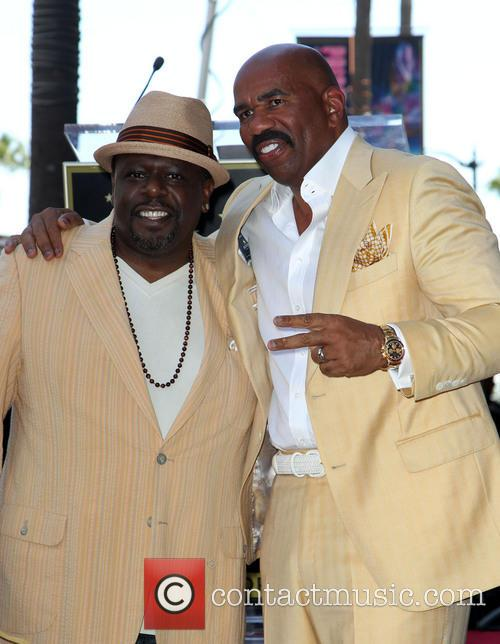 Cedric The Entertainer and Samuel L. Jackson 2