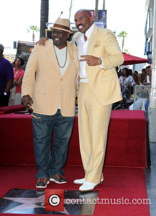 Cedric The Entertainer and Samuel L. Jackson 4