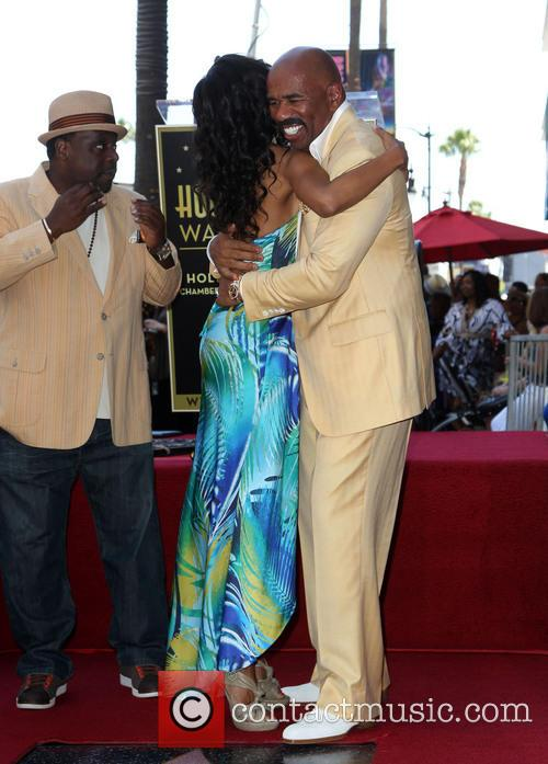 Cedric The Entertainer, Wendy Raquel Robinson and Steve Harvey 3