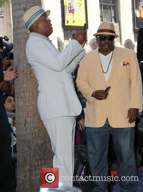 Samuel L. Jackson and Cedric The Entertainer 9