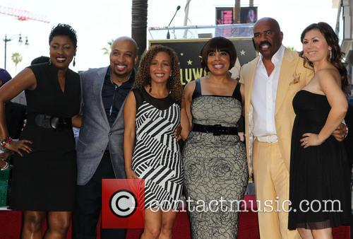 Steve Harvey and Guests 4