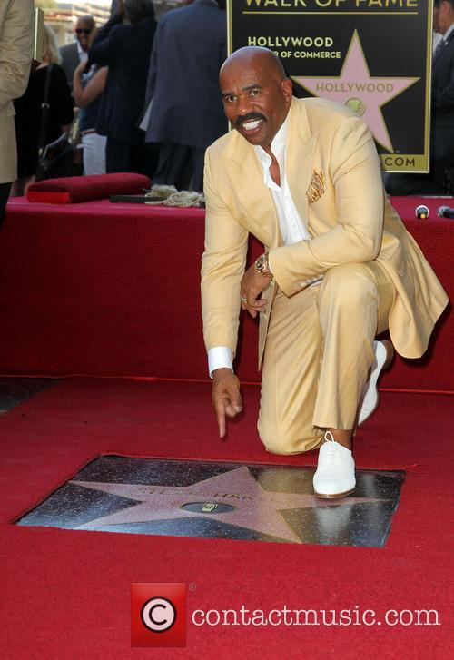 steve harvey steve harvey star 3661054