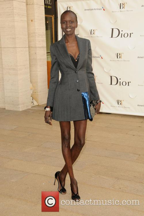 American Ballet Theatre and Alek Wek 10