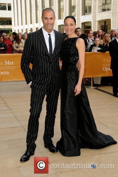 Nigel Barker and Cristen Barker 2