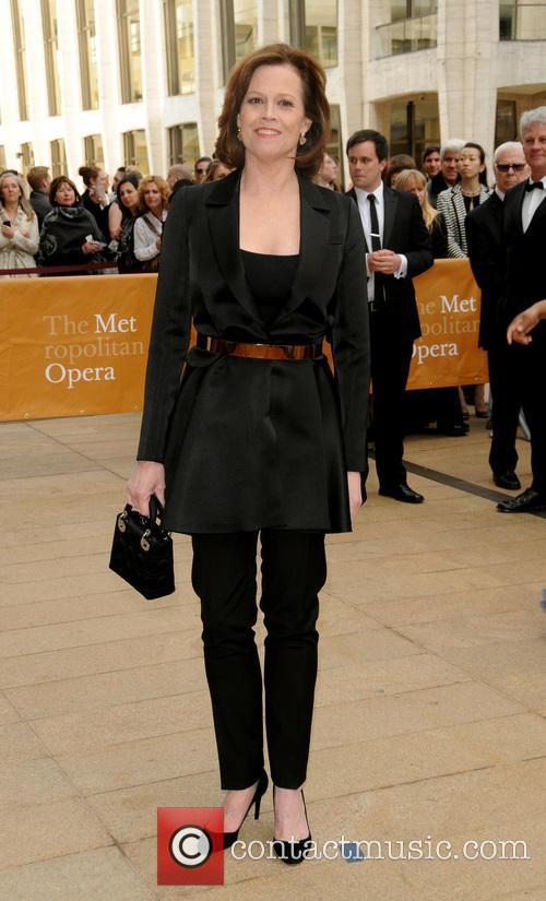 Sigourney Weaver 1
