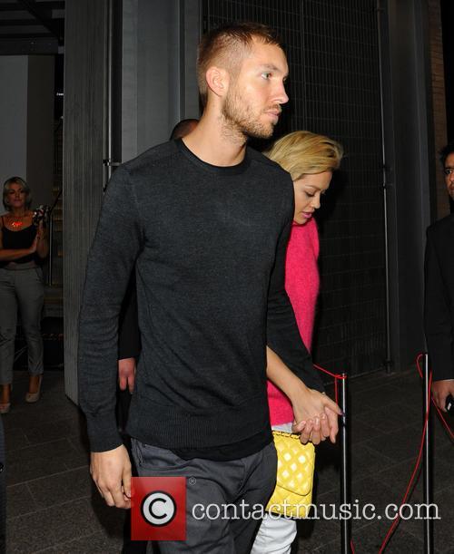 Calvin Harris and Rita Ora 2