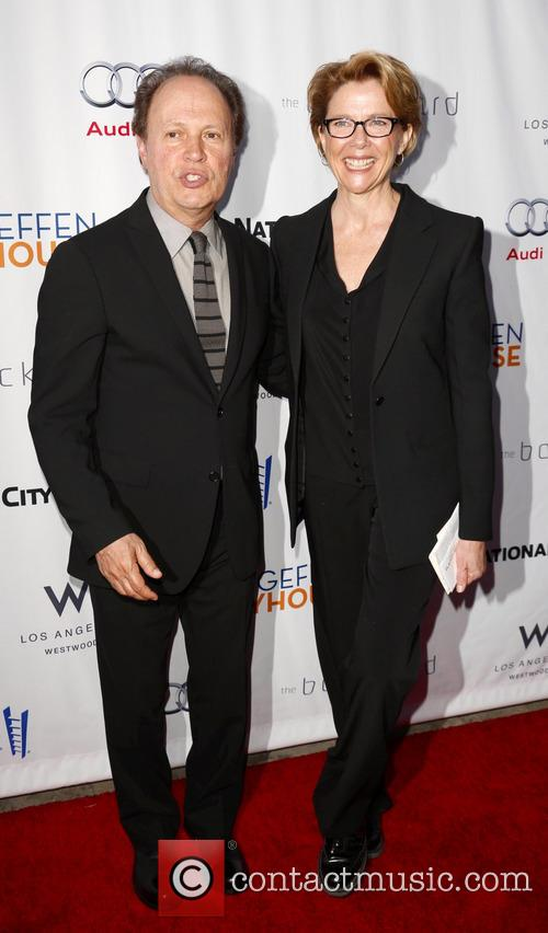 Billy Crystal and Annette Bening 5