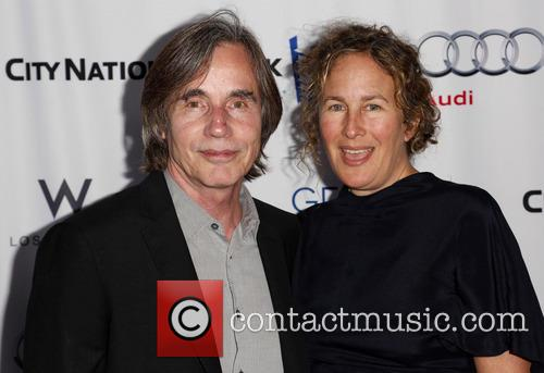Jackson Browne and Dianna Cohen 3