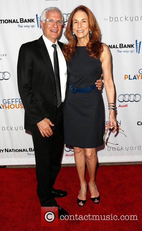 Robert Hollander and Pamela Robinson 1