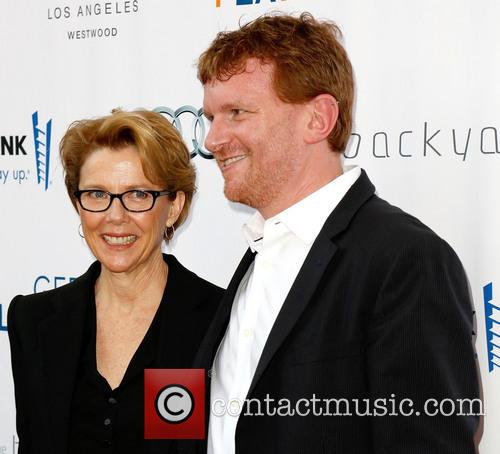Annette Bening and Gil Cates Jr. 8