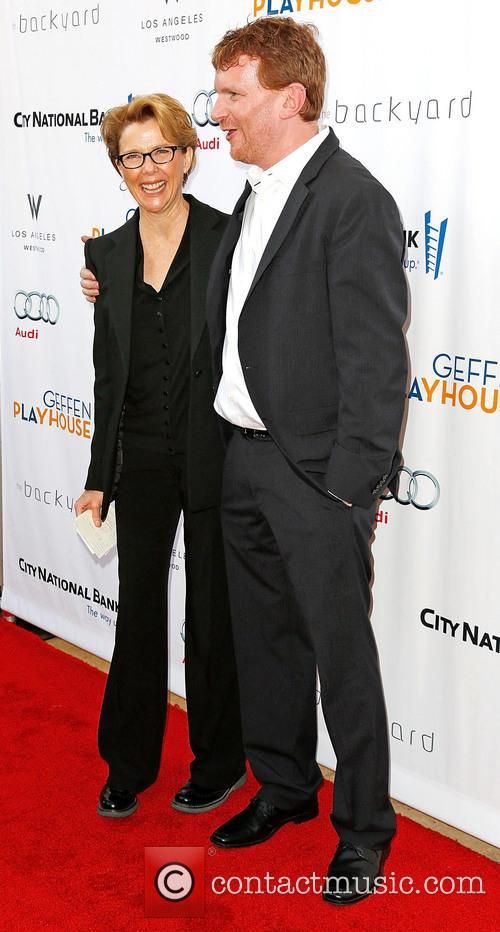 Annette Bening and Gil Cates Jr. 10