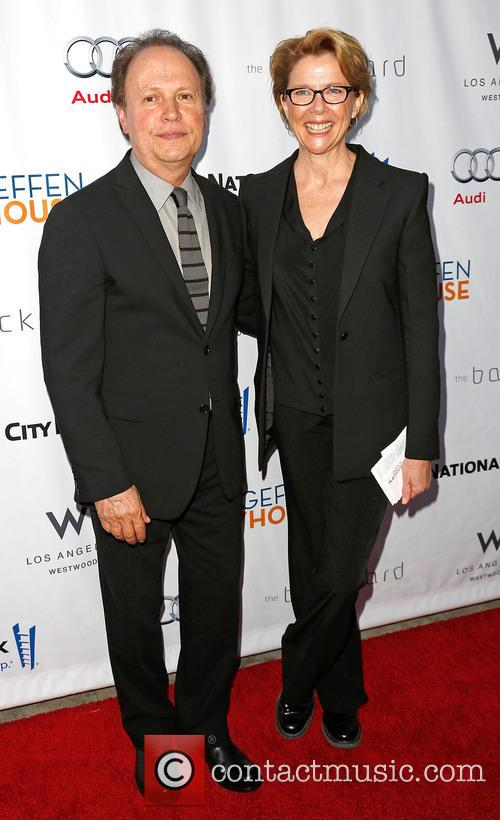 Billy Crystal and Annette Bening 2