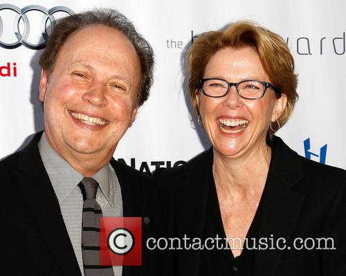 Billy Crystal and Annette Bening 3