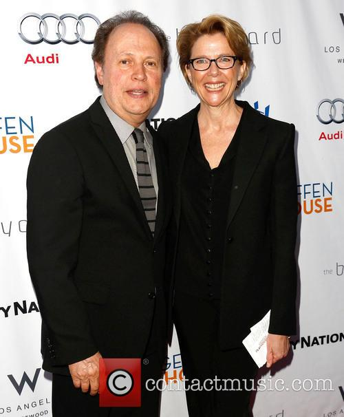 Billy Crystal and Annette Bening 6