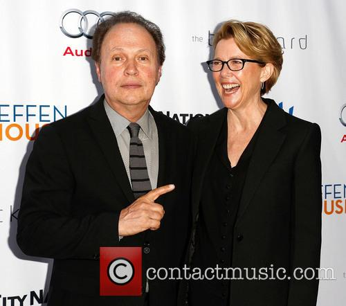 Billy Crystal and Annette Bening 7