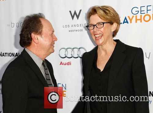 Billy Crystal and Annette Bening 8