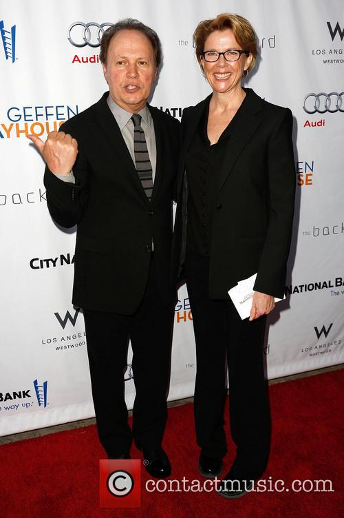 Billy Crystal and Annette Bening 9
