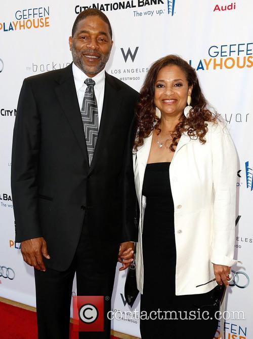 Norm Nixon and Debbie Allen 3