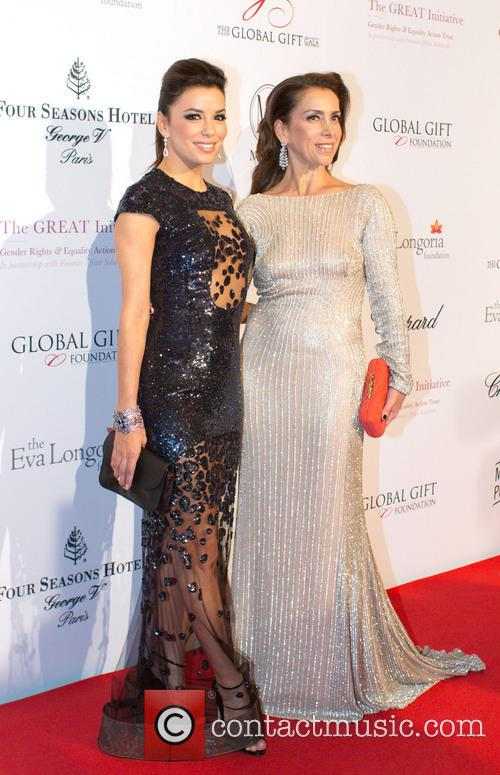 Eva Longoria and Karen Ruimy 9