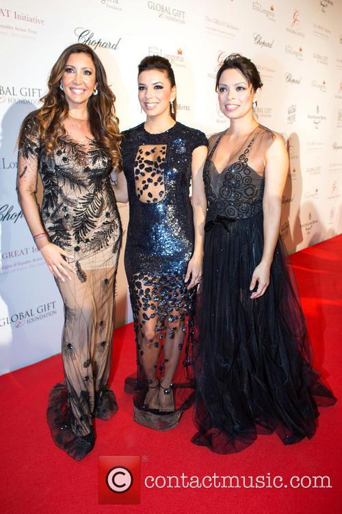 Maria Bravo, Eva Longoria and Alina Peralta 1